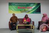 Dosen Malaysia kuliah tamu di IAIN Manado