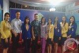 BCA Perkenalkan Flazz Pengunjung Pameran Sulut Tingkatkan GNNT