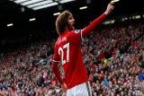 Fellaini Sumbang Dua Gol Saat United Tundukkan Palace