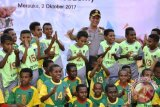 Kapolda resmikan Bhayangkara Papua Football Academy