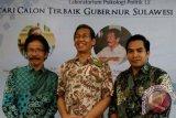 Survei LPP-UI : Pakar Unggulkan Nurdin Abdullah