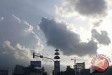 Mayoritas kota besar wilayah Indonesia diprakirakan berawan
