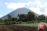 Gunung Lokon di Tomohon tunjukkan peningkatan aktivitas vulkanik
