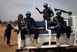 20 penjaga perdamaian PBB terluka akibat serangan di Mali tengah