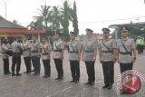 5 Perwira Polres Barito Utara Dimutasi