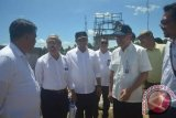 Dirjen Bina Marga Kementrian PUPR Tinjau Infrastruktur di Dharmasraya