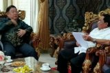 Bupati Inhil Gelar Pertemuan Dengan Pengusaha Nasional Bahas Hilirisasi Kelapa
