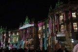 Keindahan Gereja Katedral Tertua Di Berlin Dibalut Cahaya