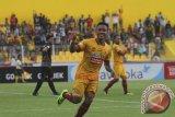 Sriwijaya FC libas Persegres 10-2