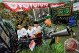 Alutsista TNI di Desa Wonokerto