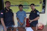 Polisi Mimika ciduk pemuda penjual ganja via medsos