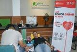 BPJS-TK Kumpulkan 109 Kantong Darah Untuk PMI Palangka Raya
