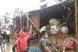 163 Lapak Pedagang Makassar Mal Dibongkar Paksa