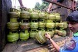 Tabung LPG 3 kg masih berhutang PPN