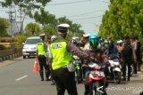Pemotor Tanpa Helm Dominasi Pelanggaran Lalu Lintas