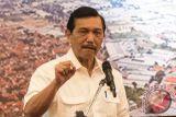 Luhut: dana abadi Indonesia-UEA bisa bangun ibu kota baru