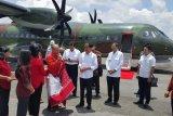 Presiden Jokowi kunjungi SMKN1 Balige