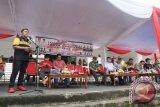 Clay Optimistis Drum Band Sulut Makin Maju dan Berprestasi