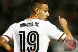 Valencia ditahan imbang Atletico Madrid