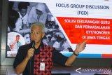 Gubernur Jateng Minta Kemenpan-RB Beri Kepastian Nasib GTT