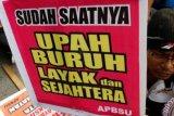 Serikat Buruh Riau Usulkan UMP 2018 Sebesar Rp3 Juta