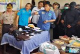 20 Orang Jadi Tersangka Penggerebekan Pabrik PCC