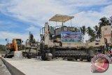Kemen-PUPR Monev Pembangunan Tol Manado-Bitung