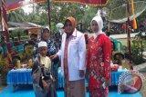 PMI Gelar Sunatan Massal di Daerah Terisolir Pasaman Barat