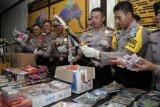 Polresta Bandarlampung klaim kejahatan menurun