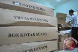 KPU sortir alat kelengkapan TPS jelang Pemilu
