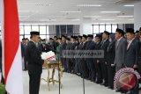 255 Pejabat Administrator dan Pengawas Dilantik dan Ikrarkan Sumpah/Janji Jabatan