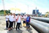 Satu mesin PLTU Anggrek Gorontalo mulai beroperasi