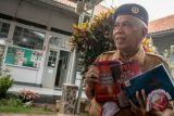 OC Kaligis luncurkan buku 'KPK bukan malaikat' di LP Sukamiskin