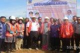 Pembangunan gudang bulog di Kolaka Timur dimulai
