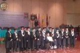 Penganugerahan gelar Doctor Honoris Causa diharapkan menginspirasi civitas akademika
