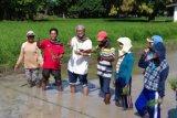 Cawagub Nomleni tanam padi bersama petani Sabu