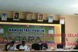 Toraja Utara gelar konsultasi publik penyusunan RKPD
