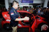 Menteri ESDM Coba Mobil Listrik ITS