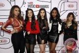 Girl grup Fifth Harmony siap gelar konser perdana di Indonesia