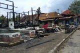 Satu rumah  di Alang Lawas musnah dilalap api