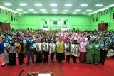 Ibu Negara Berpesan Pelajar Lampung Jauhi Narkoba