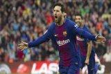 Simeone : Atletico seharusnya menang, sayang ada Messi