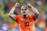 Wesley Sneijder gantung sepatu