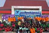 6 Organisasi Pemuda Deklarasikan Dukung Germas di Kepulauan Meranti