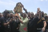 Mitra Kukar terdegradasi, RD mengaku bertanggung jawab