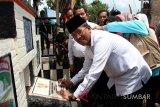 Lima pos ronda dibangun dengan bantuan Keserasian Sosial