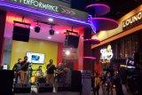 Tak mau kalah dengan Menteri Jokowi, IPe Band ikut menghoyak Java Jazz Festival 2018