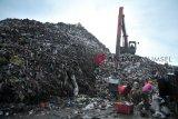 Selama Ramadhan volume sampah di Palembang meningkat 20 persen