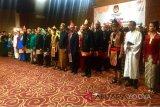 Pelantikan PPK-PPS Yogyakarta kental unsur kebhinnekaan