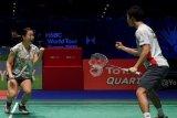 Ganda campuran juara Olimpiade tumbang di semifinal Denmark Open